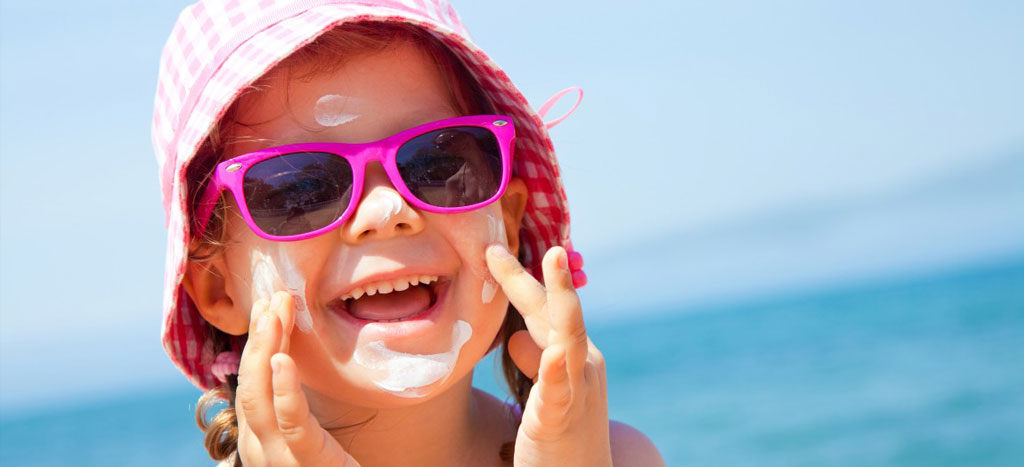 Protección solar gafas